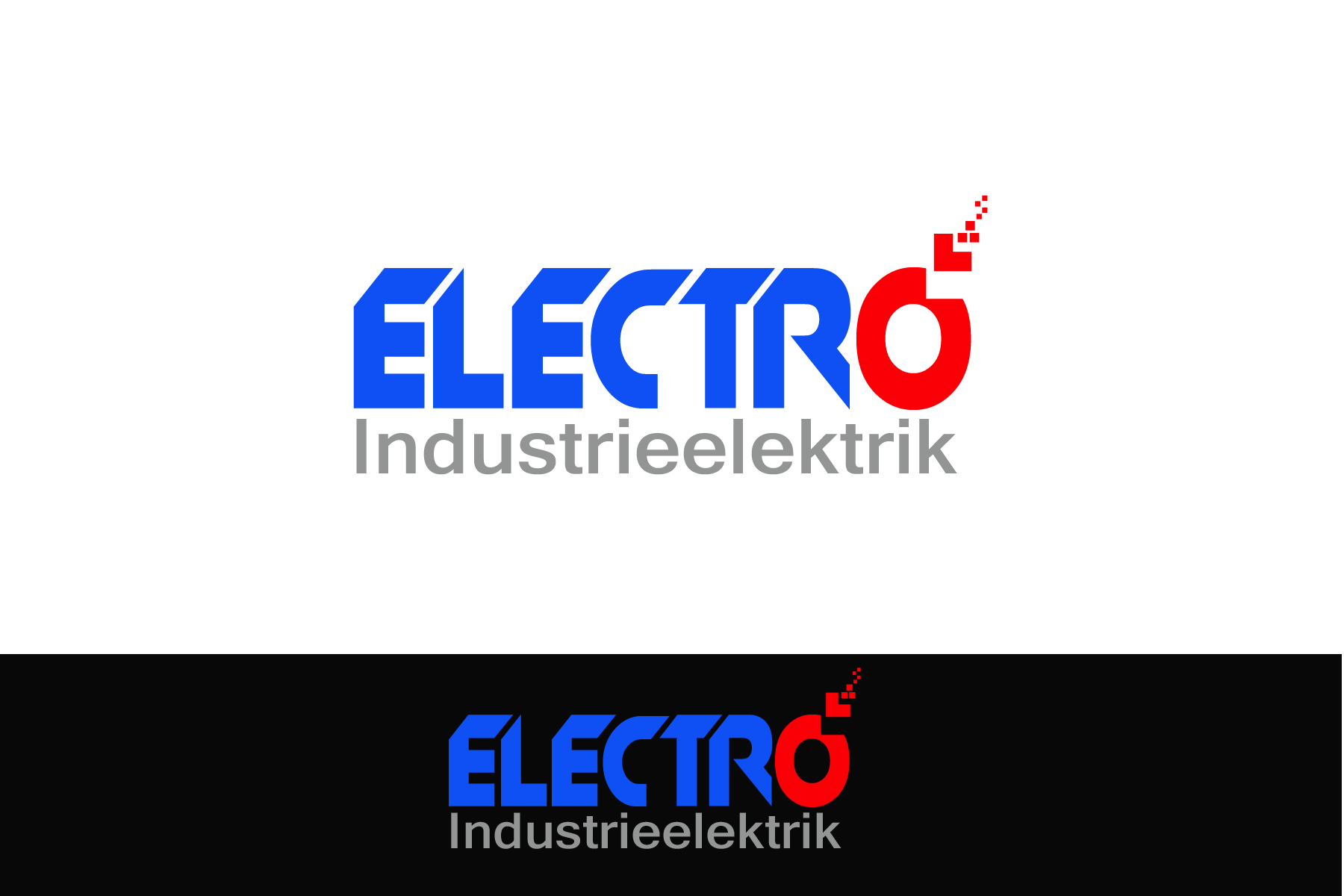 Logo Design by Golden_Hand - Entry No. 25 in the Logo Design Contest Unique Logo Design Wanted for Electro Industrieelektrik.