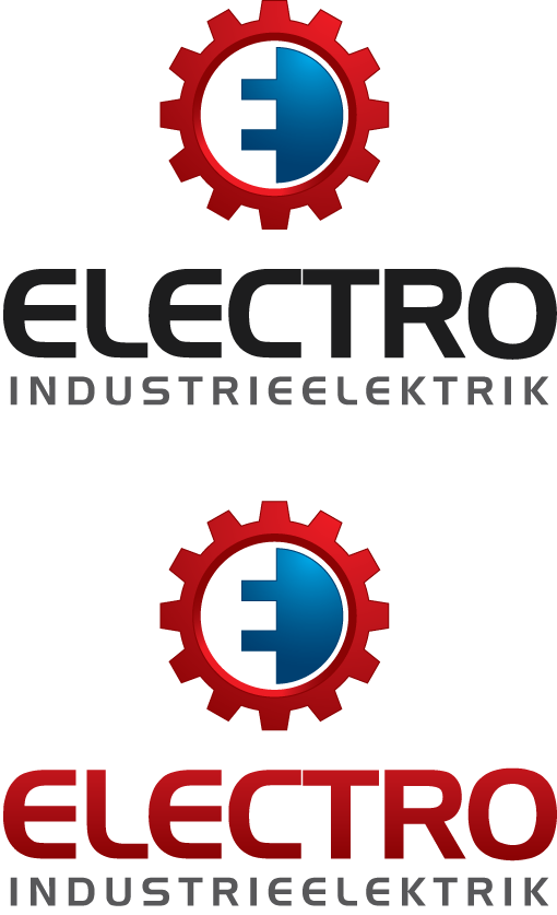 Logo Design by Private User - Entry No. 32 in the Logo Design Contest Unique Logo Design Wanted for Electro Industrieelektrik.