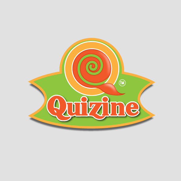 Logo Design by storm - Entry No. 60 in the Logo Design Contest Quizine Logo Design.