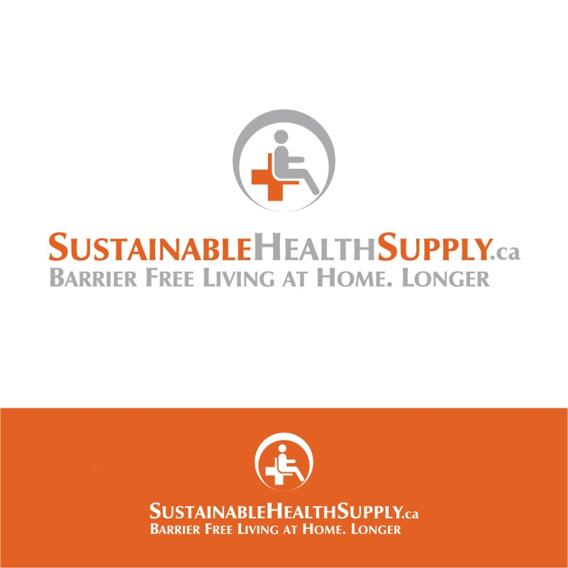 Logo Design by Private User - Entry No. 10 in the Logo Design Contest Logo Design Needed for Exciting New Company Sustainable Health Supply.