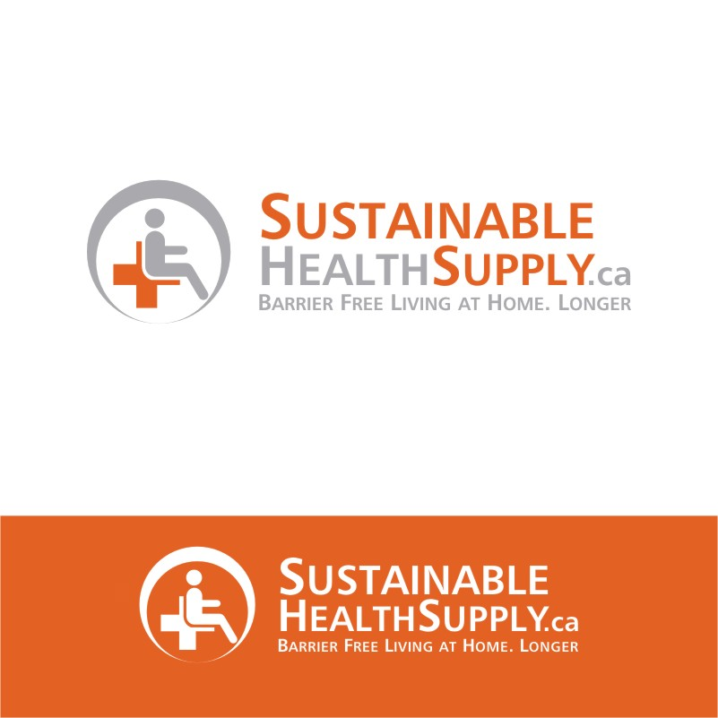 Logo Design by Private User - Entry No. 12 in the Logo Design Contest Logo Design Needed for Exciting New Company Sustainable Health Supply.