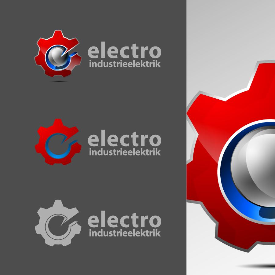Logo Design by zesthar - Entry No. 41 in the Logo Design Contest Unique Logo Design Wanted for Electro Industrieelektrik.