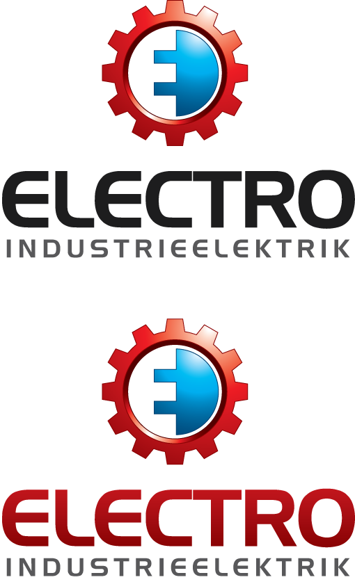 Logo Design by Private User - Entry No. 42 in the Logo Design Contest Unique Logo Design Wanted for Electro Industrieelektrik.