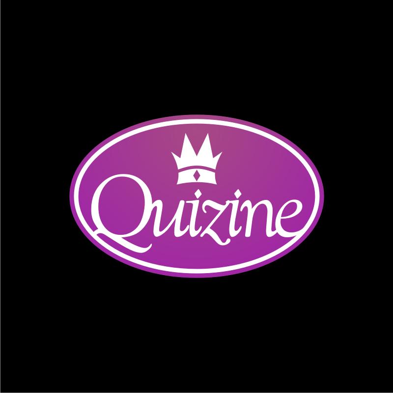Logo Design by Lukman  Munastan - Entry No. 61 in the Logo Design Contest Quizine Logo Design.