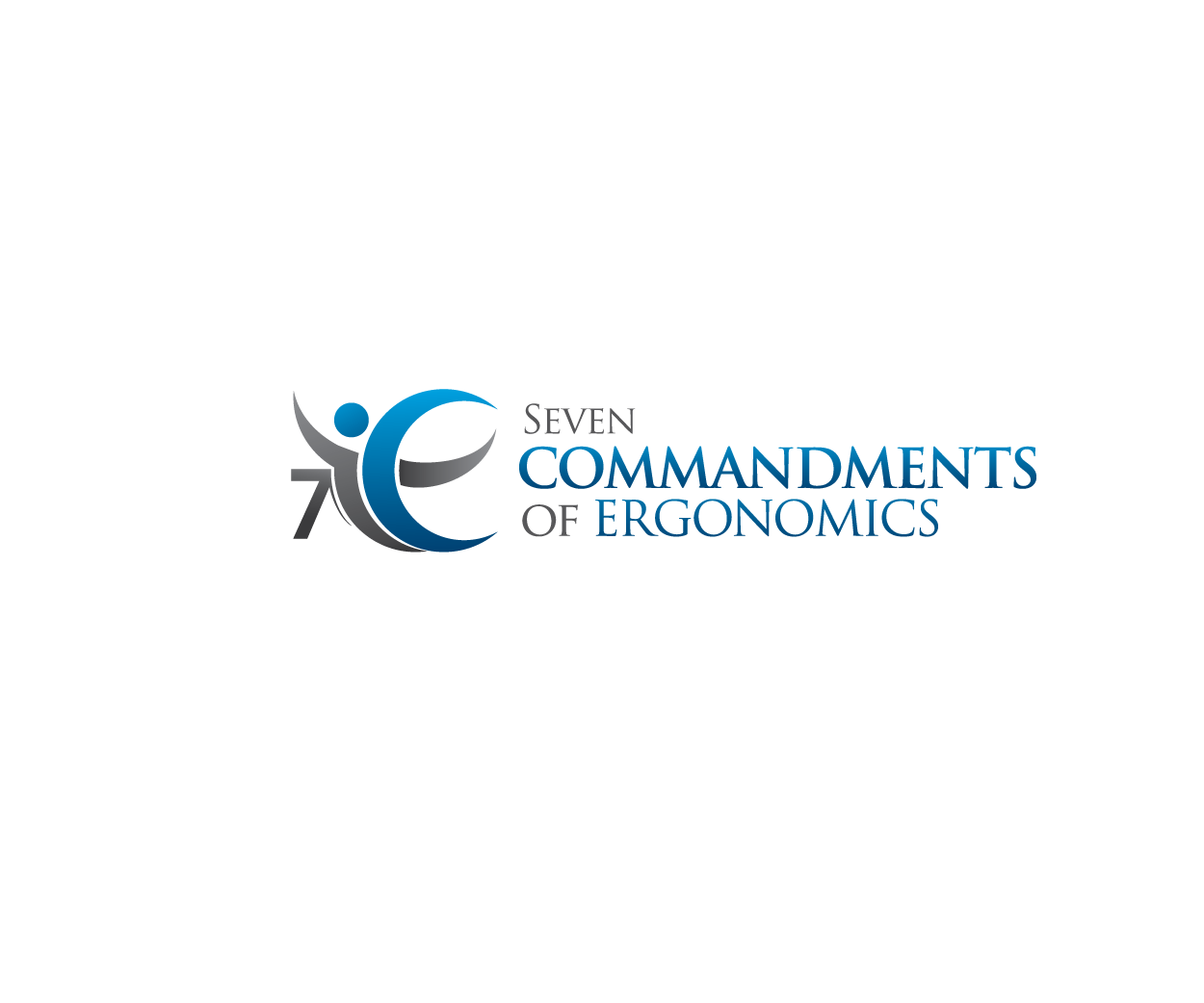 Logo Design by Private User - Entry No. 119 in the Logo Design Contest Logo Design for Seven Commandments of Ergonomics.