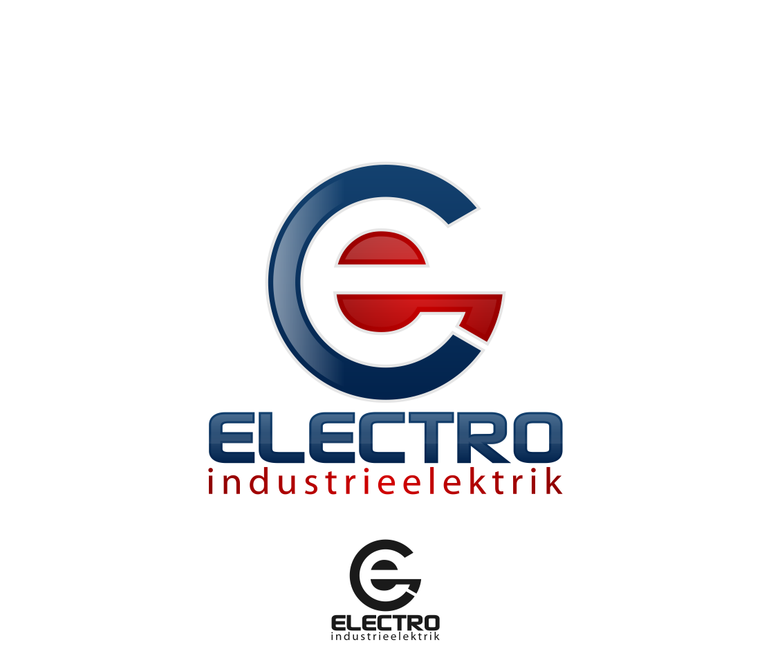 Logo Design by Private User - Entry No. 50 in the Logo Design Contest Unique Logo Design Wanted for Electro Industrieelektrik.