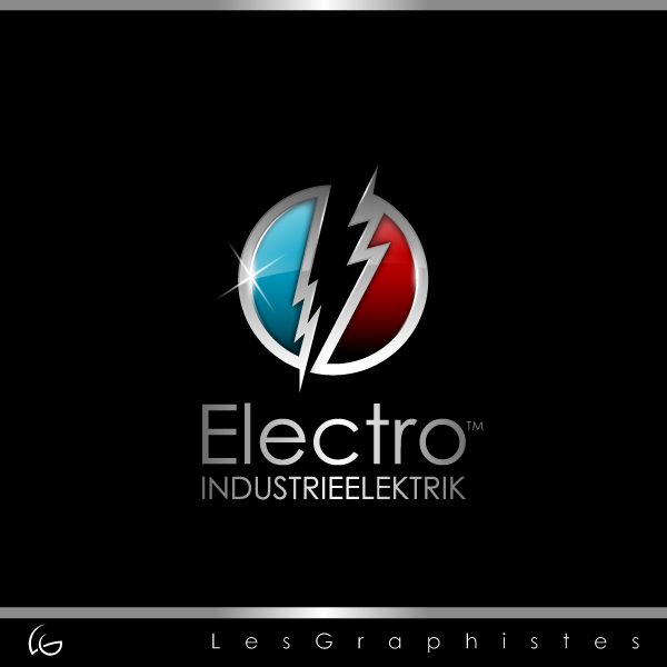 Logo Design by Les-Graphistes - Entry No. 52 in the Logo Design Contest Unique Logo Design Wanted for Electro Industrieelektrik.