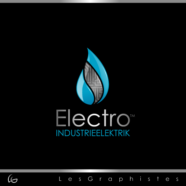 Logo Design by Les-Graphistes - Entry No. 53 in the Logo Design Contest Unique Logo Design Wanted for Electro Industrieelektrik.