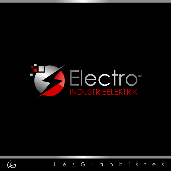 Logo Design by Les-Graphistes - Entry No. 54 in the Logo Design Contest Unique Logo Design Wanted for Electro Industrieelektrik.