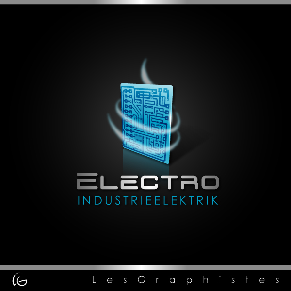Logo Design by Les-Graphistes - Entry No. 55 in the Logo Design Contest Unique Logo Design Wanted for Electro Industrieelektrik.