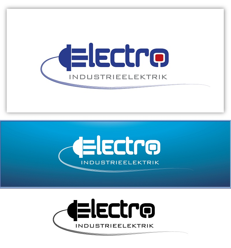 Logo Design by kowreck - Entry No. 56 in the Logo Design Contest Unique Logo Design Wanted for Electro Industrieelektrik.