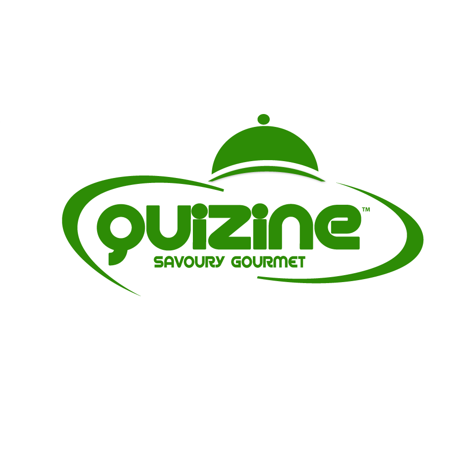 Logo Design by moonflower - Entry No. 66 in the Logo Design Contest Quizine Logo Design.