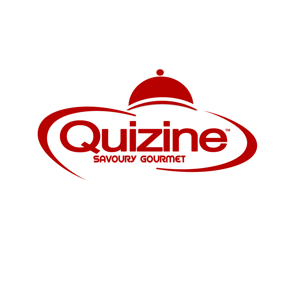 Logo Design by moonflower - Entry No. 67 in the Logo Design Contest Quizine Logo Design.