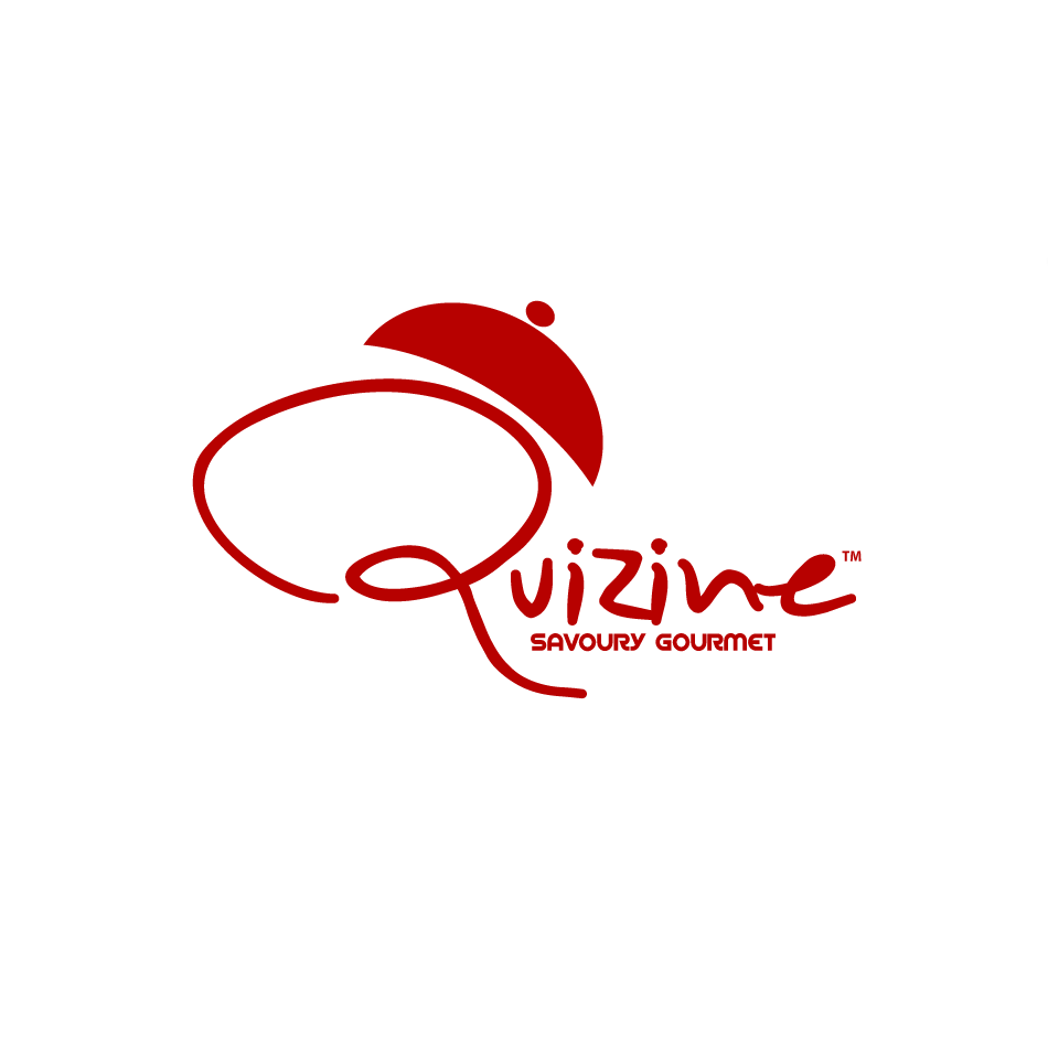 Logo Design by moonflower - Entry No. 68 in the Logo Design Contest Quizine Logo Design.