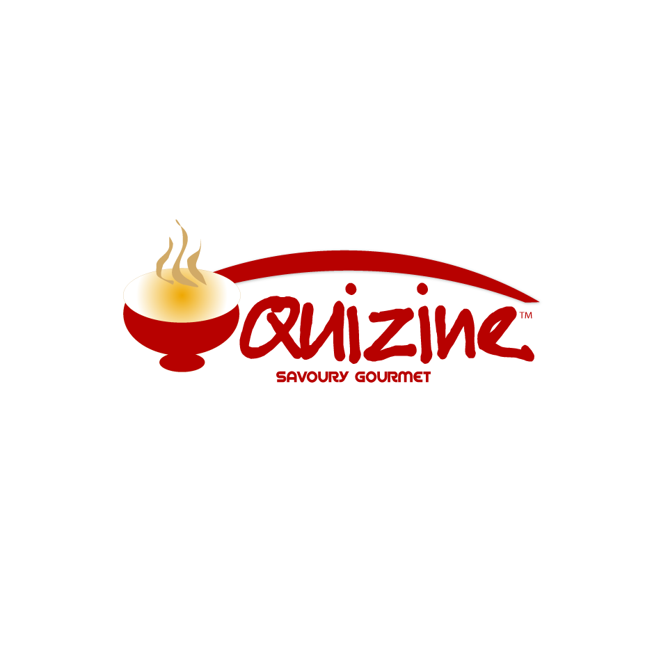 Logo Design by moonflower - Entry No. 69 in the Logo Design Contest Quizine Logo Design.