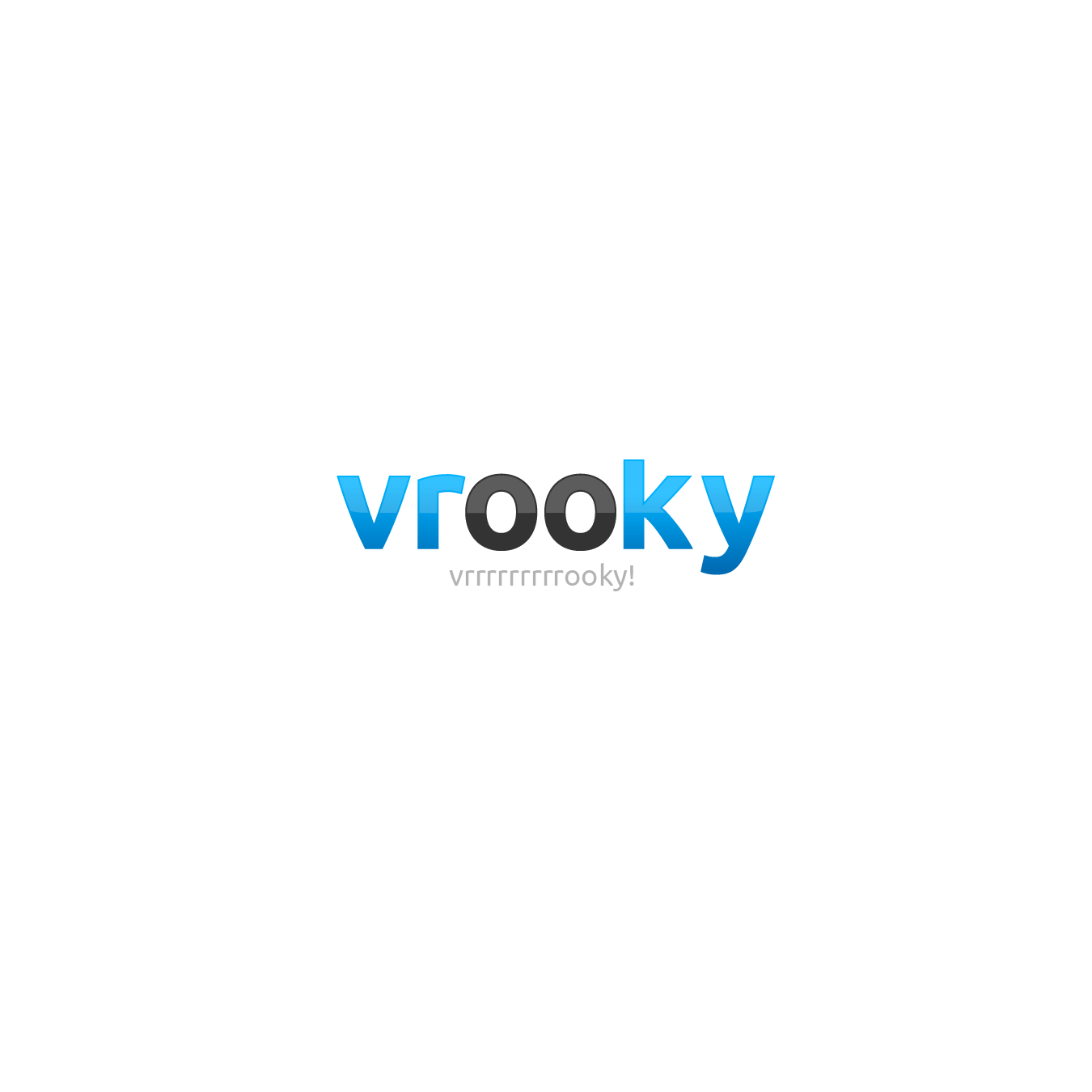 Logo Design by zesthar - Entry No. 13 in the Logo Design Contest New Logo Design for Vrooky.