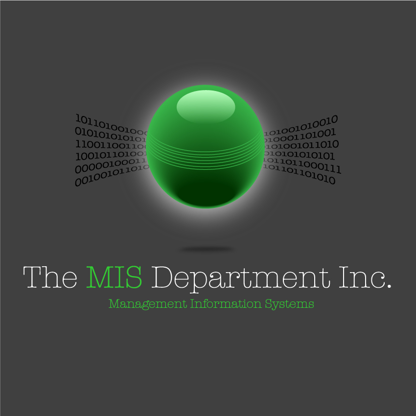 Logo Design by trav - Entry No. 159 in the Logo Design Contest The MIS Department, Inc..