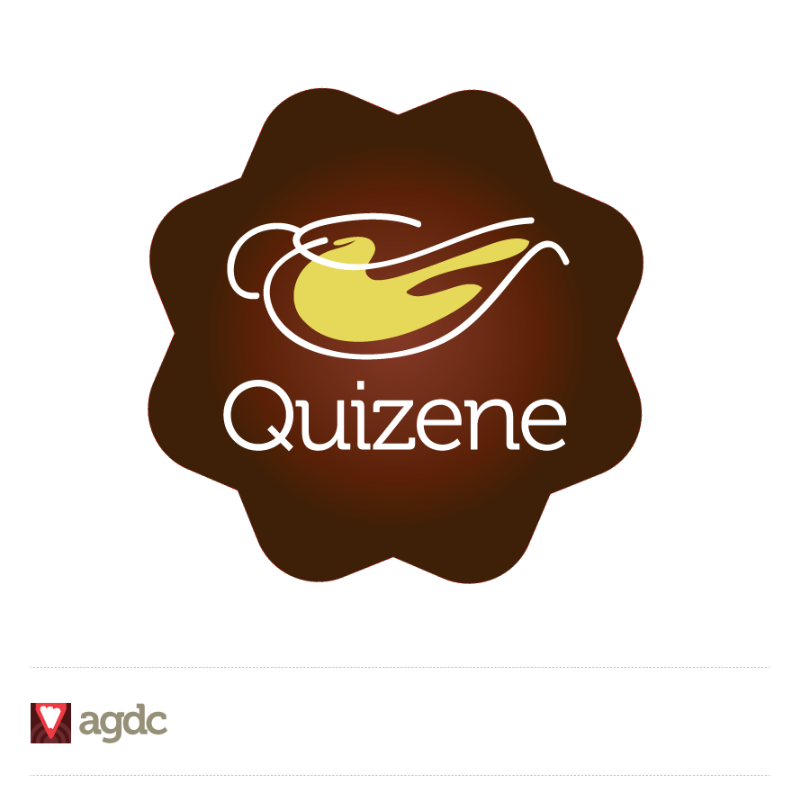Logo Design by Private User - Entry No. 72 in the Logo Design Contest Quizine Logo Design.
