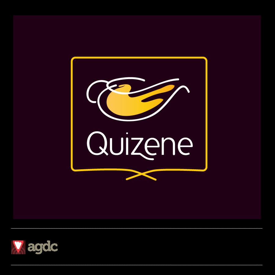 Logo Design by Private User - Entry No. 73 in the Logo Design Contest Quizine Logo Design.