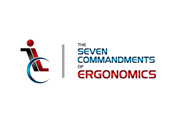 Logo Design by sudip80 - Entry No. 142 in the Logo Design Contest Logo Design for Seven Commandments of Ergonomics.