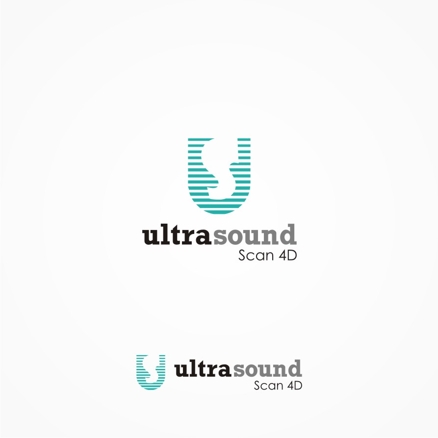 Logo Design by graphicleaf - Entry No. 11 in the Logo Design Contest Ultrasound Scan 4D Logo Design.