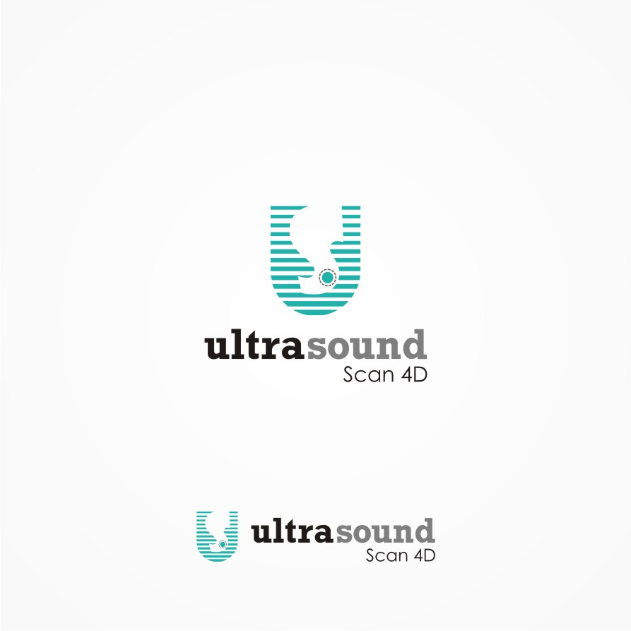 Logo Design by graphicleaf - Entry No. 12 in the Logo Design Contest Ultrasound Scan 4D Logo Design.