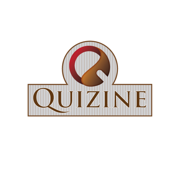 Logo Design by storm - Entry No. 78 in the Logo Design Contest Quizine Logo Design.