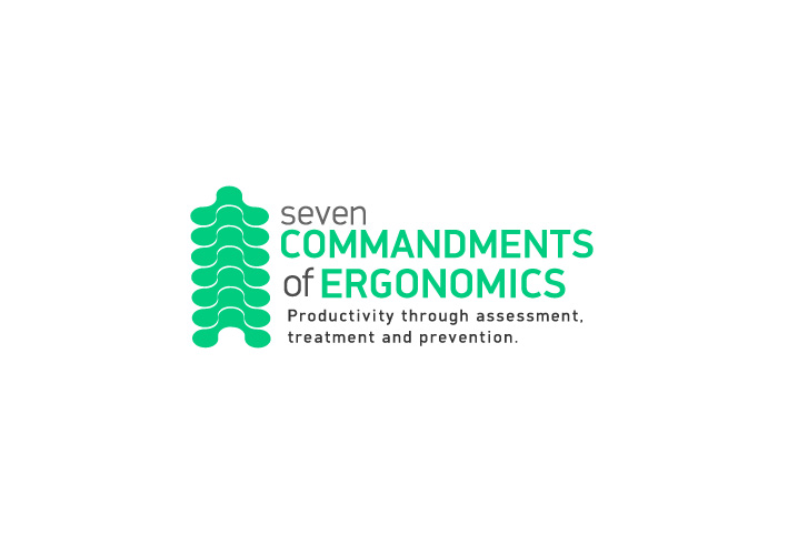 Logo Design by Niki_e_Z - Entry No. 150 in the Logo Design Contest Logo Design for Seven Commandments of Ergonomics.