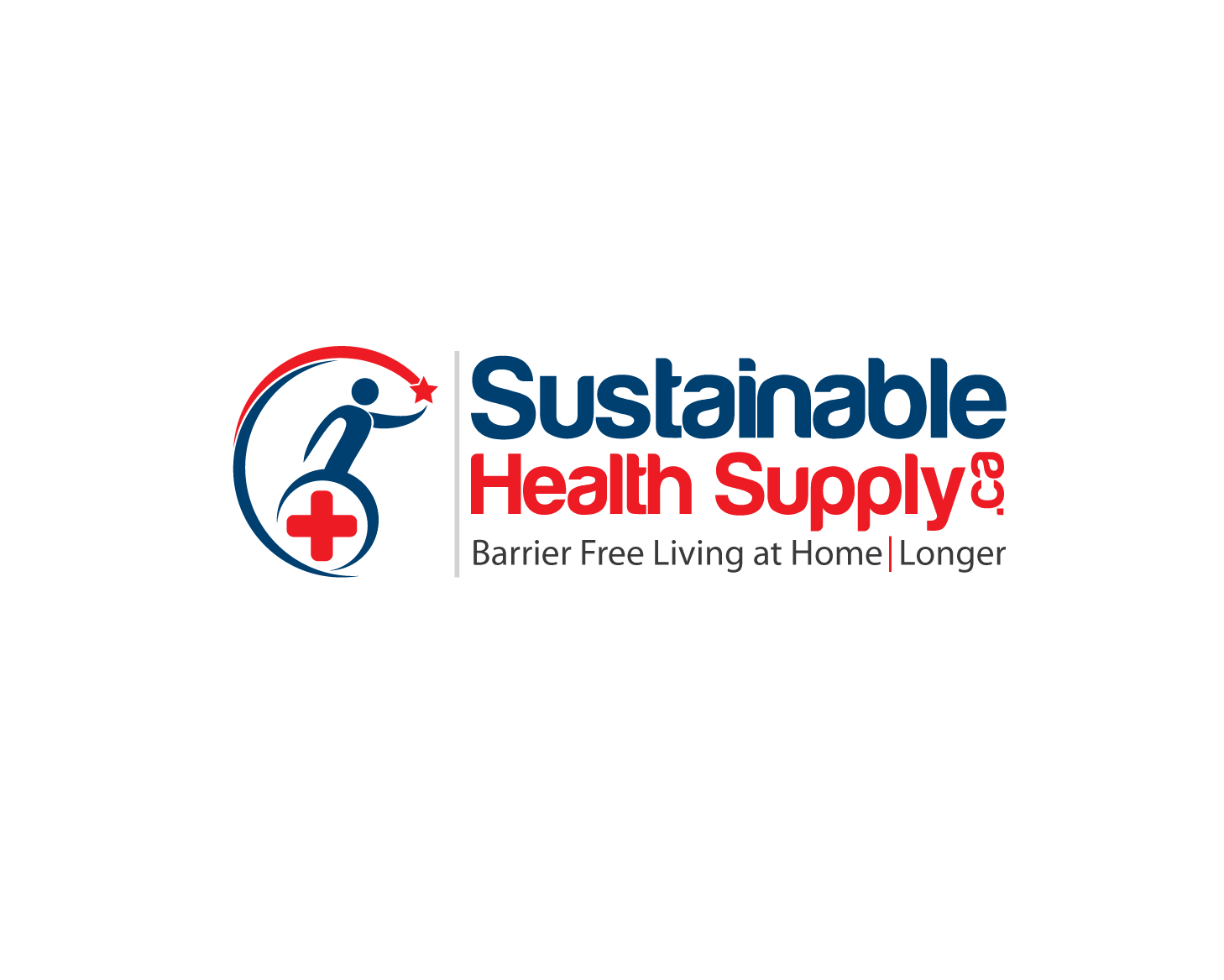 Logo Design by Private User - Entry No. 28 in the Logo Design Contest Logo Design Needed for Exciting New Company Sustainable Health Supply.