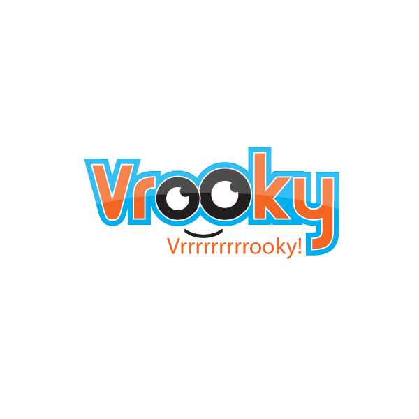 Logo Design by storm - Entry No. 39 in the Logo Design Contest New Logo Design for Vrooky.