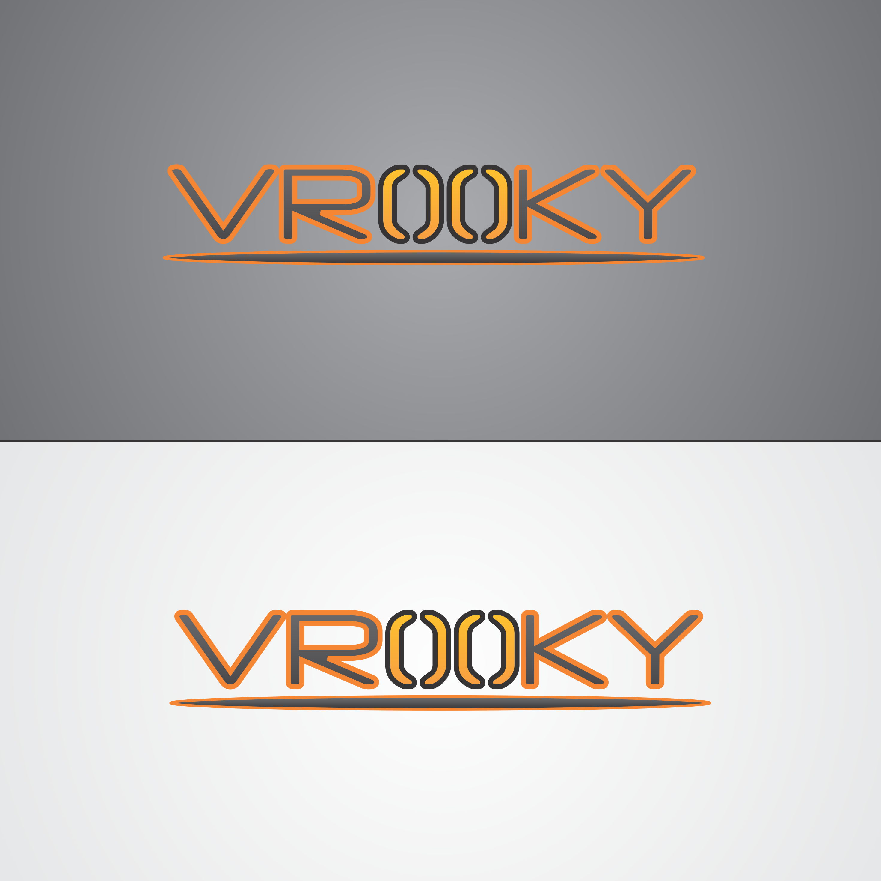 Logo Design by robbiemack - Entry No. 41 in the Logo Design Contest New Logo Design for Vrooky.