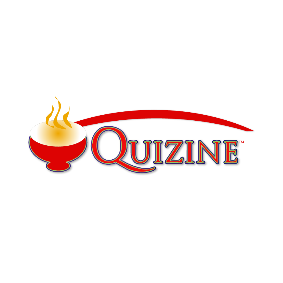 Logo Design by moonflower - Entry No. 81 in the Logo Design Contest Quizine Logo Design.