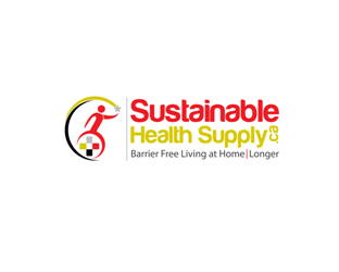 Logo Design by Private User - Entry No. 33 in the Logo Design Contest Logo Design Needed for Exciting New Company Sustainable Health Supply.