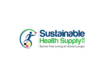 Logo Design by Private User - Entry No. 38 in the Logo Design Contest Logo Design Needed for Exciting New Company Sustainable Health Supply.