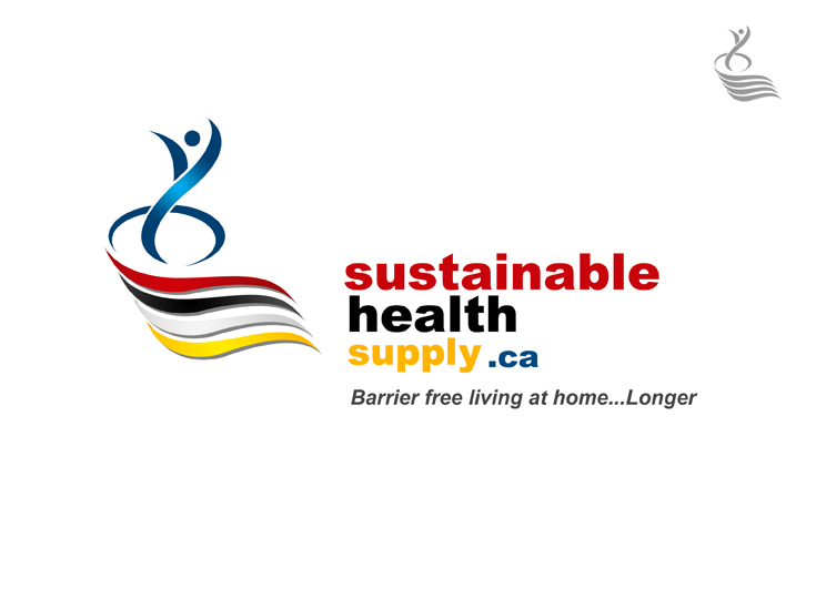 Logo Design by sudip80 - Entry No. 44 in the Logo Design Contest Logo Design Needed for Exciting New Company Sustainable Health Supply.