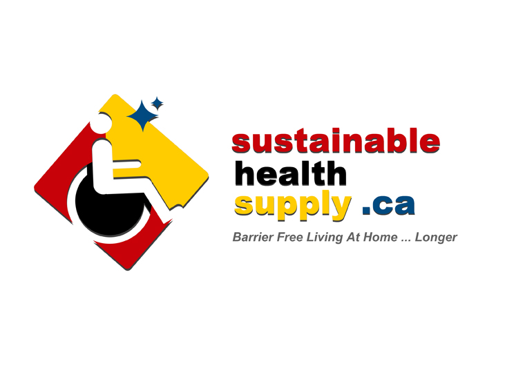Logo Design by sudip80 - Entry No. 45 in the Logo Design Contest Logo Design Needed for Exciting New Company Sustainable Health Supply.