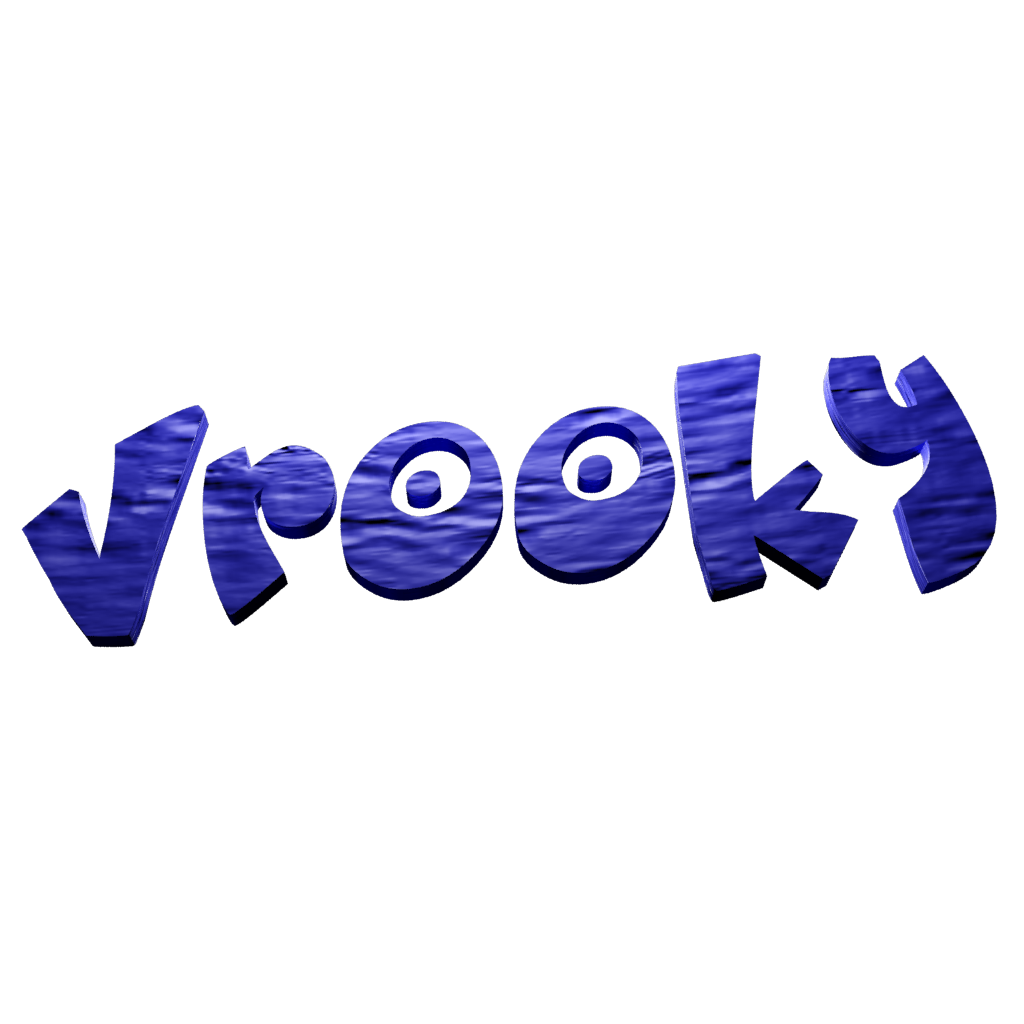 Logo Design by illusionist - Entry No. 62 in the Logo Design Contest New Logo Design for Vrooky.