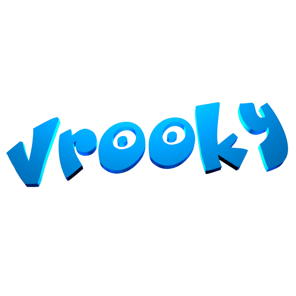 Logo Design by illusionist - Entry No. 63 in the Logo Design Contest New Logo Design for Vrooky.