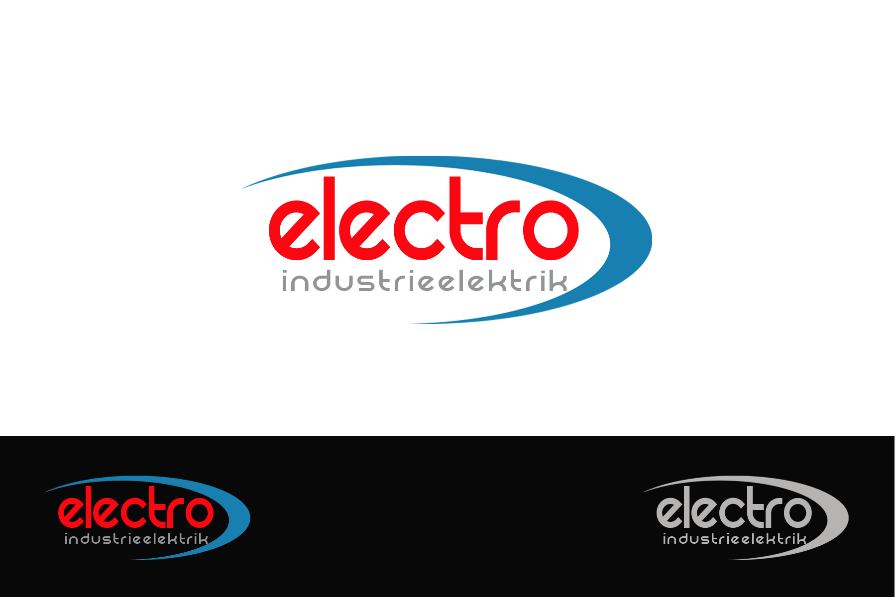 Logo Design by Golden_Hand - Entry No. 57 in the Logo Design Contest Unique Logo Design Wanted for Electro Industrieelektrik.