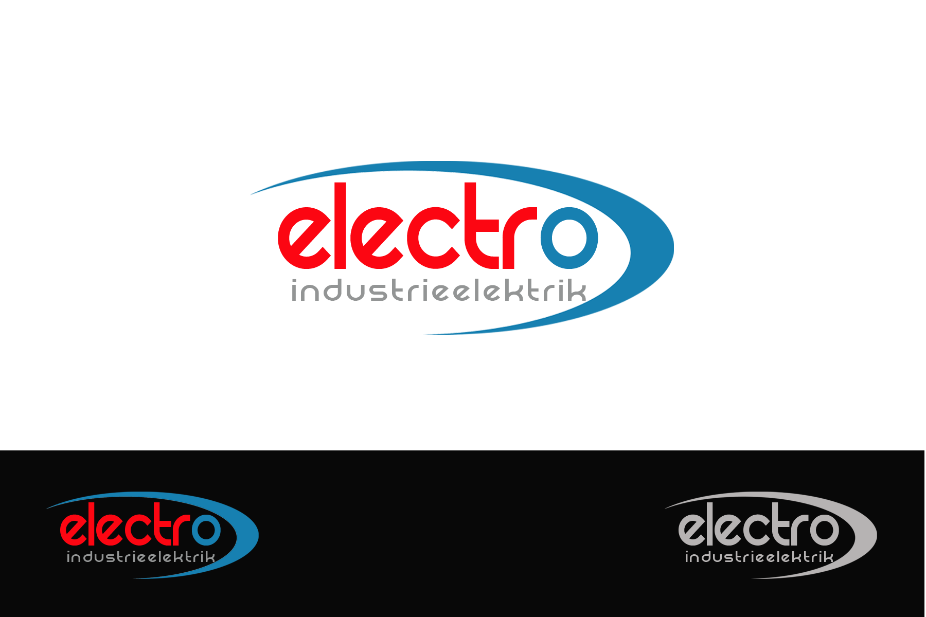 Logo Design by Golden_Hand - Entry No. 58 in the Logo Design Contest Unique Logo Design Wanted for Electro Industrieelektrik.