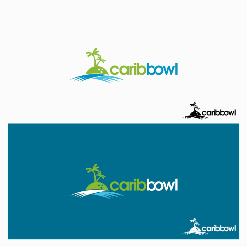 Logo Design by Private User - Entry No. 8 in the Logo Design Contest Fun Logo Design for Caribbowl.