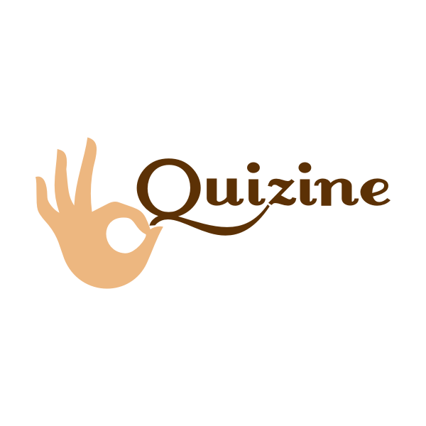 Logo Design by Rudy - Entry No. 101 in the Logo Design Contest Quizine Logo Design.