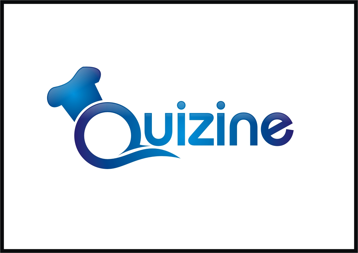 Logo Design by Private User - Entry No. 102 in the Logo Design Contest Quizine Logo Design.