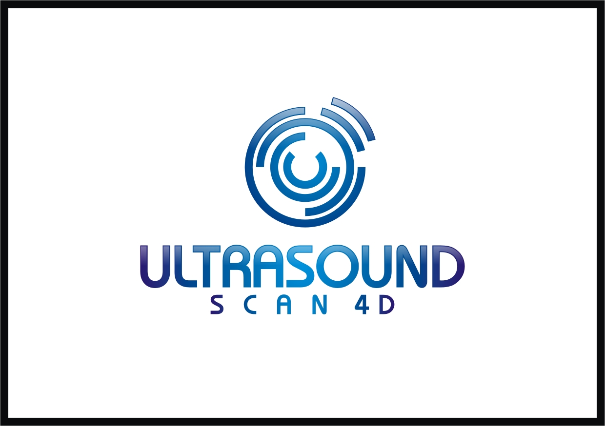 Logo Design by Private User - Entry No. 20 in the Logo Design Contest Ultrasound Scan 4D Logo Design.