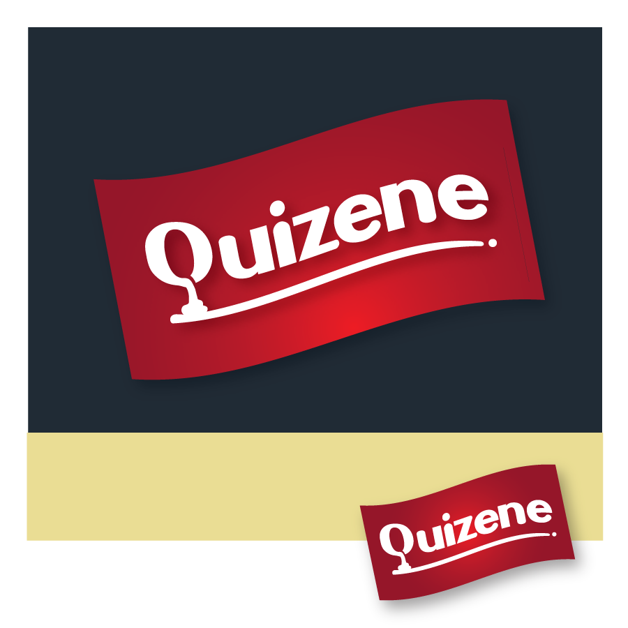 Logo Design by Private User - Entry No. 105 in the Logo Design Contest Quizine Logo Design.