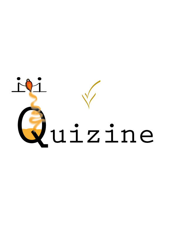 Logo Design by siaanast - Entry No. 107 in the Logo Design Contest Quizine Logo Design.