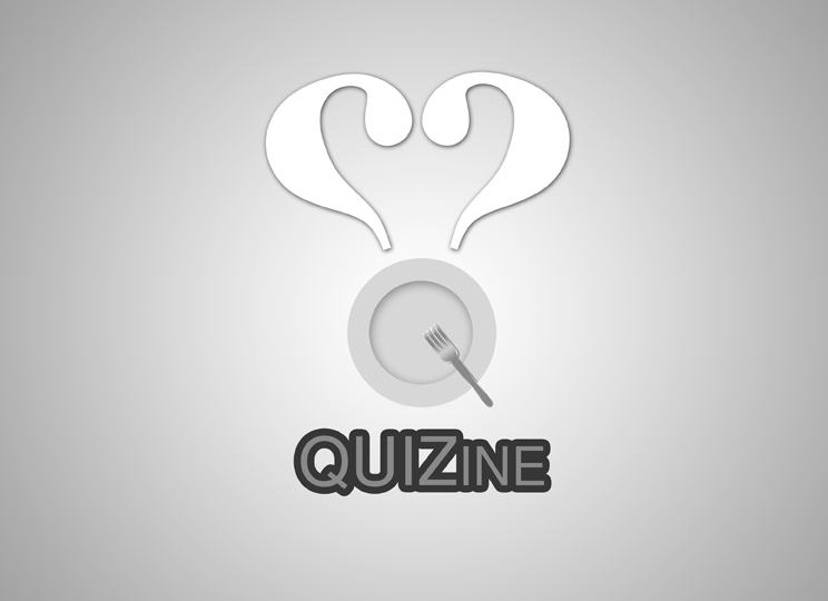 Logo Design by sudip80 - Entry No. 110 in the Logo Design Contest Quizine Logo Design.