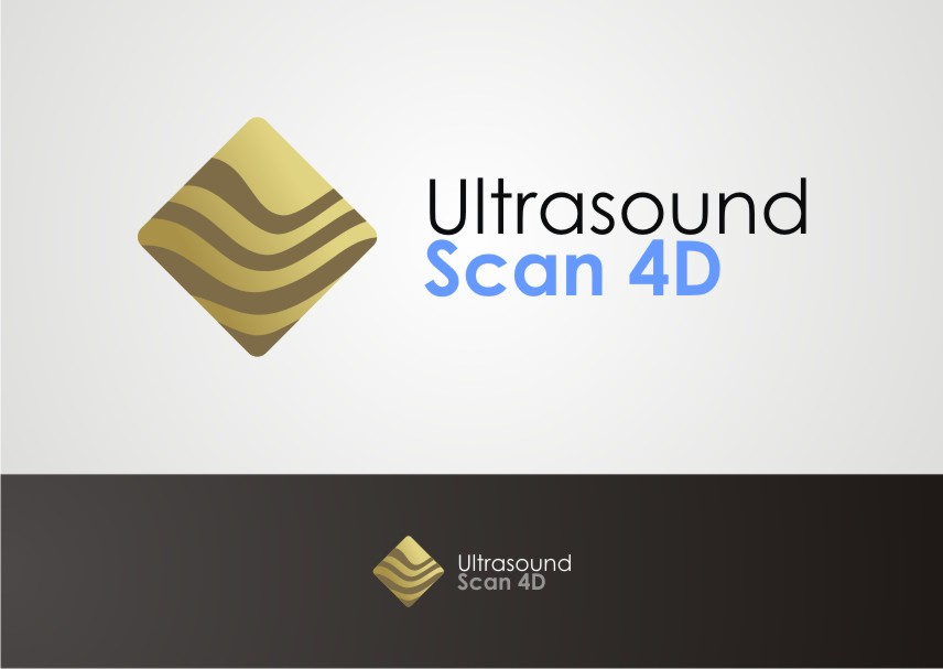 Logo Design by Private User - Entry No. 21 in the Logo Design Contest Ultrasound Scan 4D Logo Design.