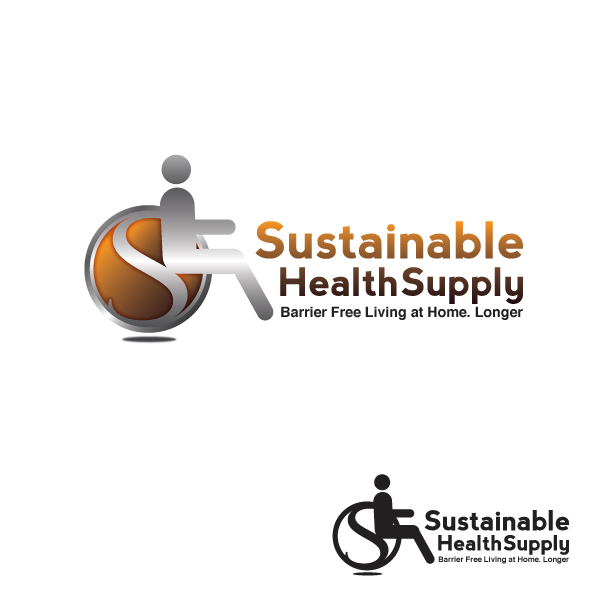 Logo Design by storm - Entry No. 50 in the Logo Design Contest Logo Design Needed for Exciting New Company Sustainable Health Supply.