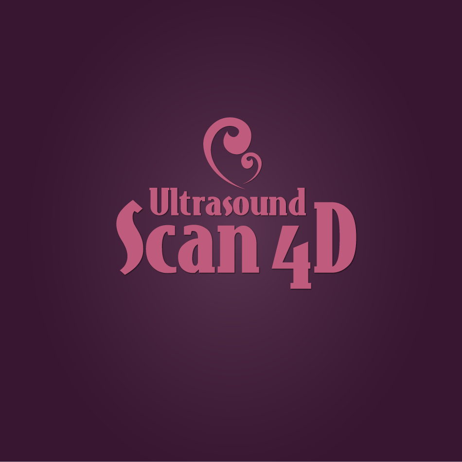 Logo Design by moonflower - Entry No. 22 in the Logo Design Contest Ultrasound Scan 4D Logo Design.